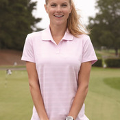 Women's ClimaLite® Textured Short Sleeve Polo