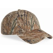 Licensed Camo Cap With Velcro®