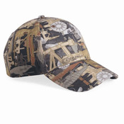 Oilfield Camo Cap