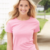 Ladies' ComfortSoft® Heavyweight T-Shirt