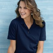 Ladies' Ultra Cotton™ Pique Knit Sport Shirt