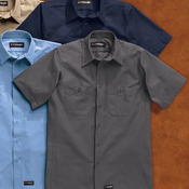 Short Sleeve Work Shirt Tall Sizes