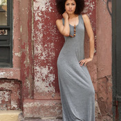 Ladies' Eco-Jersey Maxi Dress