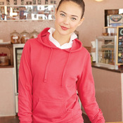 Juniors' Heavenly Fleece Lightweight Hooded Sweatshirt