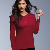 Women's Lightweight Ringspun Long Sleeve Tee