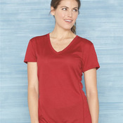 Tech Women's Performance V-Neck T-Shirt