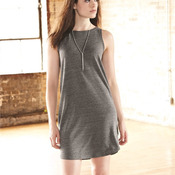 Women's Eco Nep Jersey Nautical Tank Dress