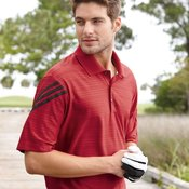 Golf ClimaCool® Mesh Polo With Textured Pattern