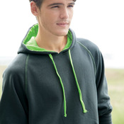 Shadow Fleece Hooded Pullover Sweatshirt