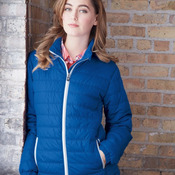 Ladies' Belay Puffer Jacket