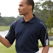 Climalite 3-Stripes Cuff Sport Shirt