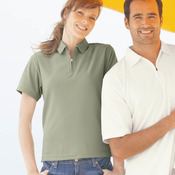 Women's Zip Flog Sport Shirt with Hydrovent™ Technology