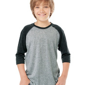 Youth Baseball Fine Jersey Tee