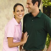 Ladies' 100% Ringspun Pique Sport Shirt